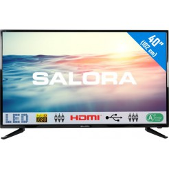 Salora 40LED1600 Full HD Televisie