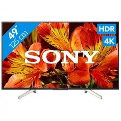 Sony KD-49XF8505 TV